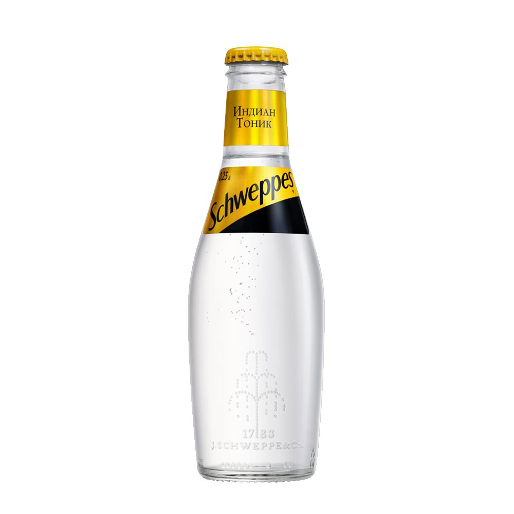 Schweppes Indian Tonik 0,25 л